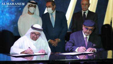 Al Marasem, Marina Way Lagoon contract with Rotana to manage, operate serviced apartments