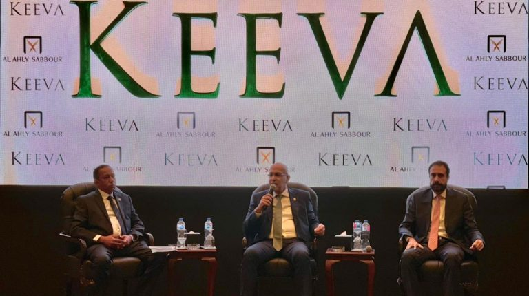 Al Ahly Sabbour launches 2nd phase of KEEVA in Sixth of October City