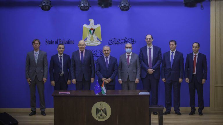 European Investment Bank steps up support for Palestinian private sector