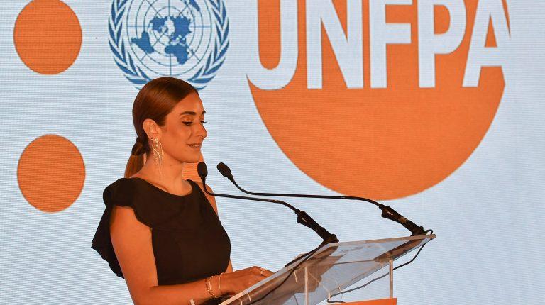 UNFPA Egypt announces actress Amina Khalil as honorary ambassador