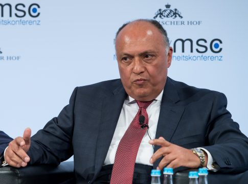 Shoukry heads to Doha for talks on GERD issue