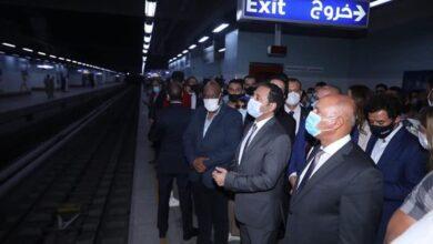 Egypt's Transport Minister witnesses full operation of Cairo Metro Line 3 by RATP Dev