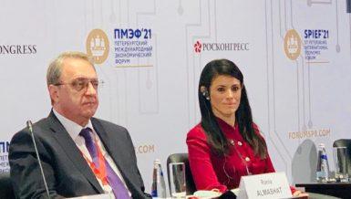 Egypt can help strengthen Russia-Africa economic ties: Al-Mashat