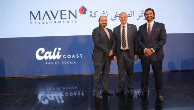 MAVEN Developments launches Cali Coast project valued at EGP 15bn