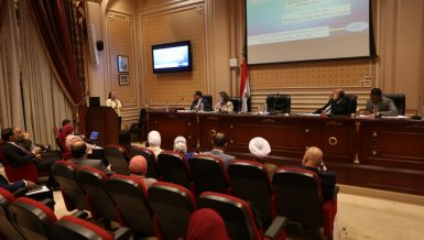 Egypt's Environment Minister reviews executive regulations of waste management law
