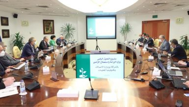 Egyptian government reviews digital transformation projects in agricultural sector