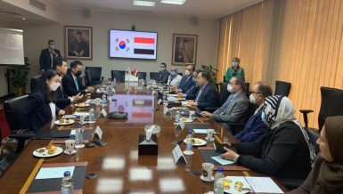 Egypt, South Korea discuss cooperation prospects, support for Korean companies
