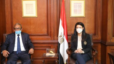 Egypt, Arab Economic Unity Council discuss means of cooperation