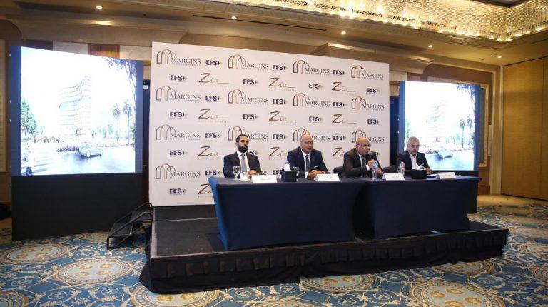Margins Developments begins construction in New Capital's Zia project