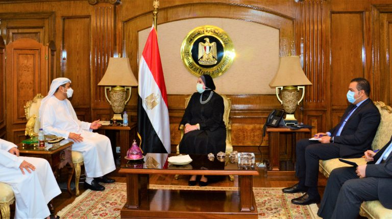 UAE is Egypt's largest trade partner in Middle East at $4.11bn in 2020