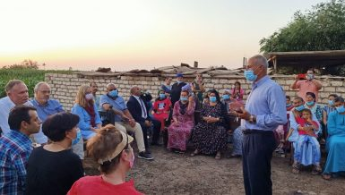 Egypt, Germany follow up on Agricultural Innovation Project's activities in Minya