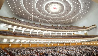 China's political party system provides Chinese ideas to the world