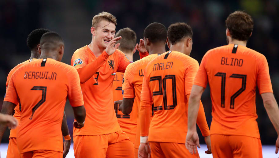 Netherlands battle Austria for group lead in Euro 2020 - Daily News Egypt
