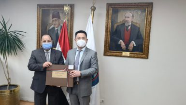 Egypt's Finance Ministry, Huawei discuss support for digital transformation