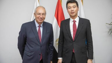 Egypt's SCZone explores investment opportunities for Korean companies