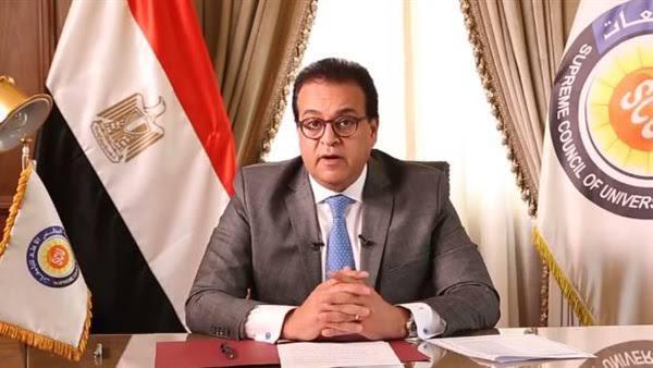 Higher Education Minister asserts importance of innovation, entrepreneurship in Egypt