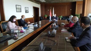 Egypt's Irrigation Minister, Hungarian Ambassador discuss water cooperation