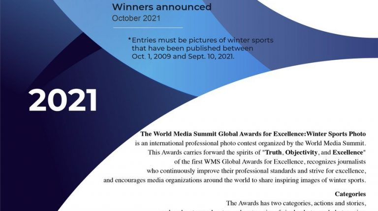 Global winter sports photo contest opens for entries