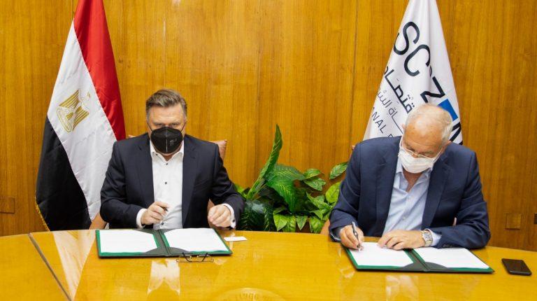Mercedes-Benz to establish logistics centre in Ain Sokhna