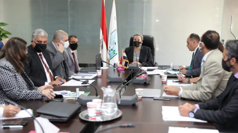 Minister Yasmine Fouad stresses importance of involving all concerned groups in society