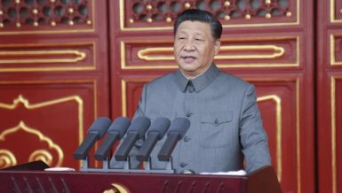 Xi Jinping -- Leading CPC to strive for a better world