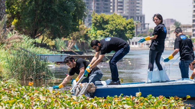Going Greener: Etisalat Misr embraces sustainability contributing to cleaner Nile