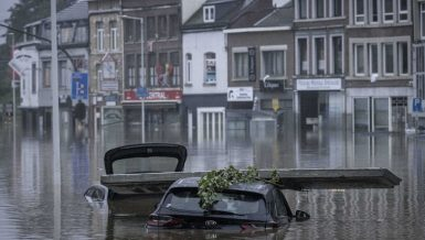 Catastrophic floods leave over 120 dead in western Europe