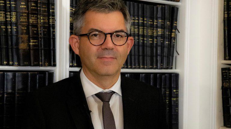 IFAO Director Laurent Coulon