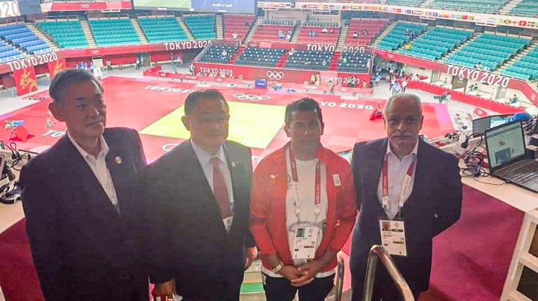 Egypt, Japanese Olympic Committee