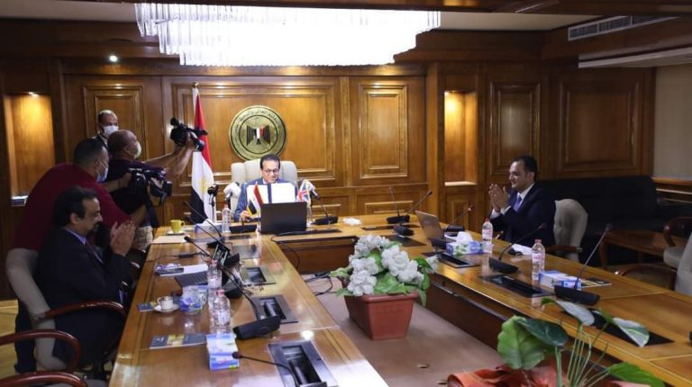 Egypt, Glasgow's Royal College of Physicians and Surgeons to cooperate on developing healthcare