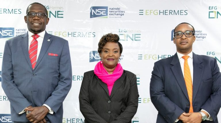 EFG Hermes Kenya launches new online trading platform
