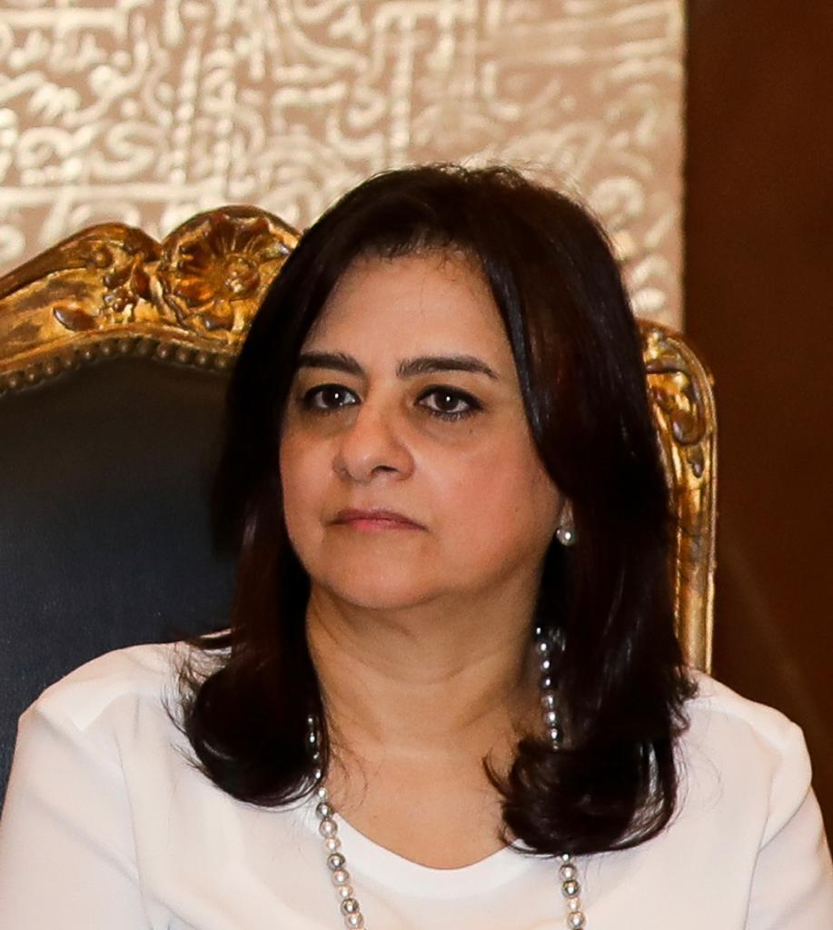 Amany Shams-Eldin, First Sub-Governor Banking Operations at the CBE