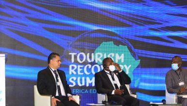 Egypt participates in international summit on tourism recovery