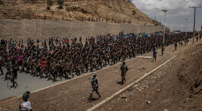 Ethiopia: Blinken calls for withdrawal of Eritrean, Amhara forces from Tigray