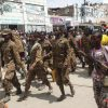 The country's is suffering from armed conflict in several regions.