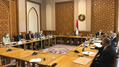 Egypt, Romania discuss boosting bilateral ties in different fields
