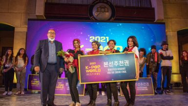 Four Egyptian groups qualify for 2021 K-Pop World Festival