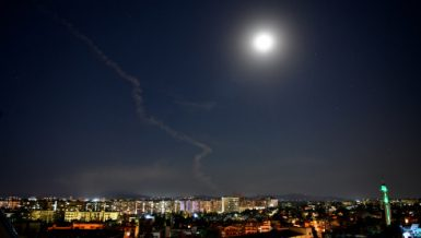2 civilian planes escape from Israeli missiles over Lebanon's airspace