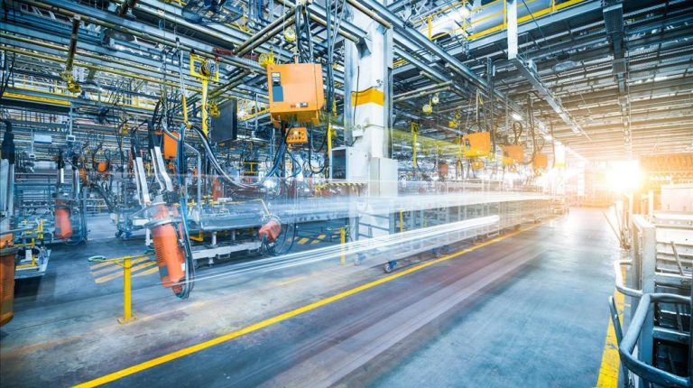 5.85% decrease in Egypt's manufacturing, extractives index in May 2021