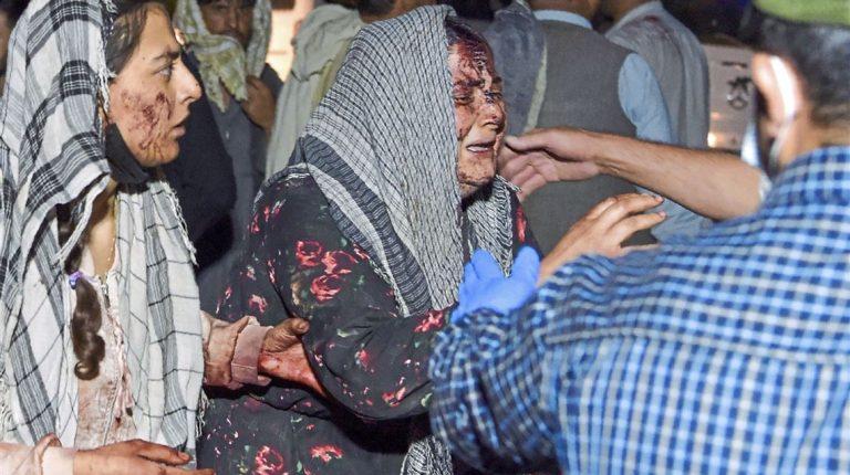 Kabul Airport Attack Kills 13 U.S. Service Members, at Least 90 Afghans