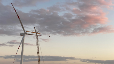 20 turbines from Egypt's West Bakr wind farm connected to national grid
