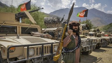 The anti-Taliban fighters seized Pul-e-Hisar, Deh Salah and Banu districts on Friday, but the Taliban recaptured Banu on Saturday, and fighting is underway to re-take two more districts, the local media outlet reported.