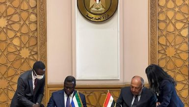 Egypt, Sierra Leone sign agreement for culture, youth cooperation