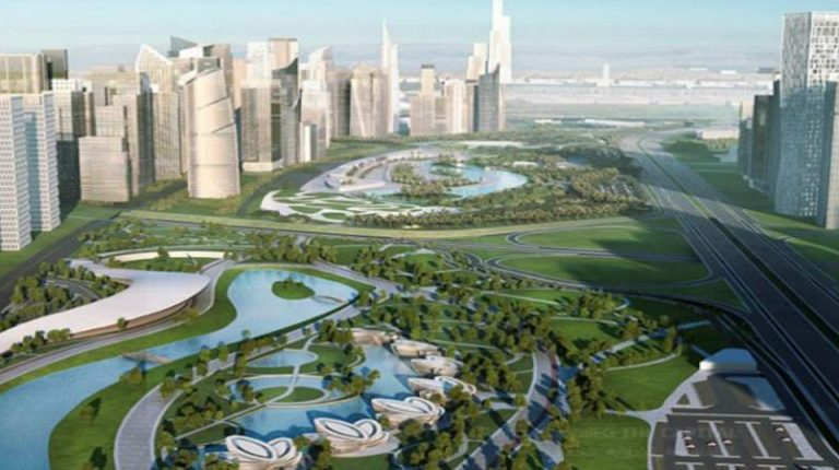 New Capital lands§§New Capital lands