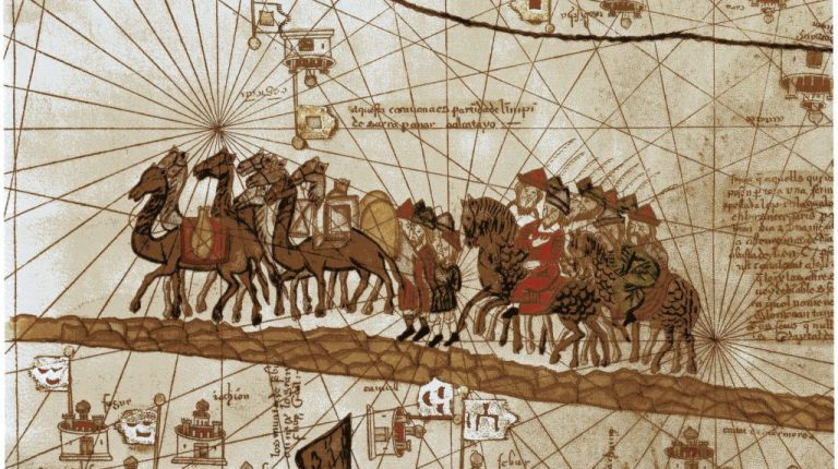 Xi Jinping as an avid reader of world masterpieces: The Travels of Marco Polo