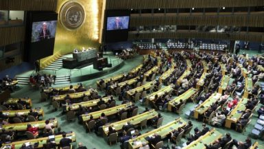 UN General Assembly adopts political declaration on fight against racism