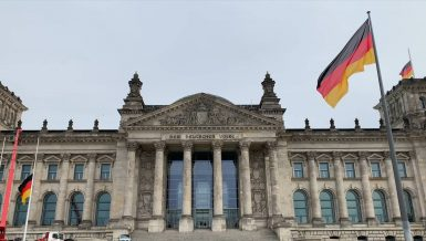 Germany's two biggest parties are both in with a shot of leading the next government after a general election that marked the end of the Angela Merkel era.