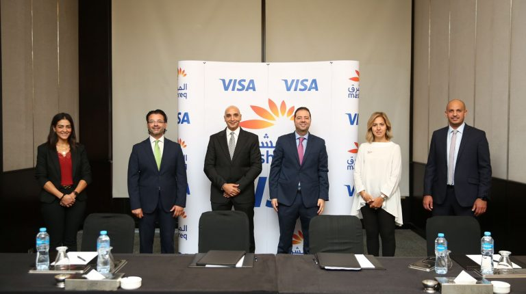Mashreq Bank signs partnership with Visa to support e-payments, digital solutions