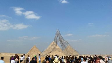 Orange Egypt Sponsors Art D'Egypte Exhibition'21 for the 4th year in a row