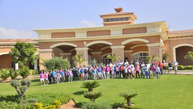 Talaat Mostafa Group organizes charity day at Madinaty Golf Club to support Baheya Foundation raise awareness about breast cancer